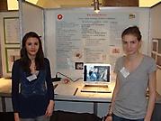 Shannon Doyle, Mila Cramer: Biologie Sonderpreis Innovation für Menschen mit Behinderung - 150 €