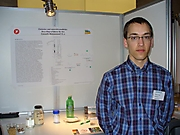 Klemens Hagen: Chemie 2. Platz