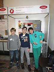 Matthis Bauch, Tolga Kaskin, Marcel Wolters: Mathematik/Informatik
