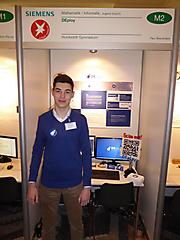 Paul Brachmann: Mathematik/Informatik, Landessieg Jugend forscht; Teilnahme am Bundesfinale