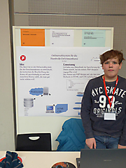 Jan Marx: Mathematik/Informatik, 3. Preis Schüler experimentieren