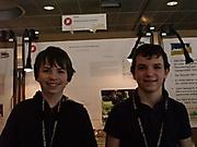 Oliver Maus, Nicola Welteke: Technik 3. Platz Schüler experimentieren