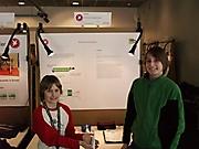 Mathis Hagen, Lukas Hannasky: Technik Schüler experimentieren