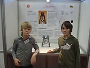 Corvin Fischer-Rivera, Lukas Lunk: Mathematik/Informatik 2. Platz Schüler experimentieren