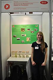 Jaqueline Kaczor: Biologie Schüler experimentieren