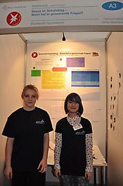 Franzisca Kopanev, Selina Ayha: Arbeitswelt, 1. Preis Jufo