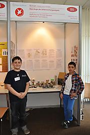 Felix Plamper, Peter Jung (Salvator-Schule): Biologie Schüler experimentieren