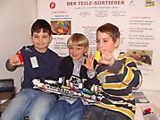 Nicolas Junghanns, Maximilian Lindner, Corvin Fischer: Mathematik/Informatik Schüler experimentieren