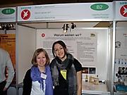 Laua Wustrow, Leandra Forchert: Biologie