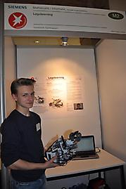 Maximilian Lindner: Mathematik und Informatik, Landessieg Schüler experimentieren