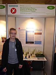 Siegfried Grundmann: Biologie; 3. Platz Jugend forscht
