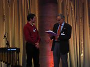 Lars Pelz: Sonderpreis Betreuer Jugend forscht