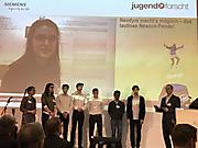 Ivana Pechipaykoska: Physik, Jugend forscht, Sonderpreis