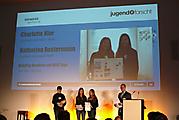 Katharina Austermann, Charlotte Klar: Technik, Jugend forscht, 2. Preis