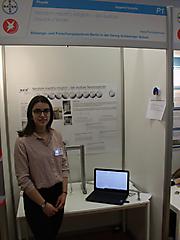 Ivana Pechipaykoska: Physik, Jugend forscht, 1. Platz + Teilnahme Landeswettbewerb