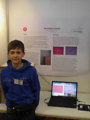 Adrian Schürer: Mathematik/Informatik Schüler exp., 3. Platz