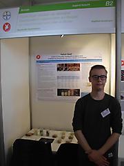 Siegfried Grundmann: Biologie Jugend forscht, 1. Platz + Sonderpreis Nachwachsende Rohstoffe
