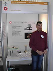 Amin Ismail:Geo- und Raumwissenschaften Schüler exp. , 3. Platz