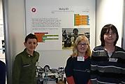 Mario De Christofaro, Milan Jänicke, Philipp Plagge: Technik Schüler experimentieren; Urkunde