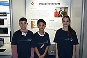Leander Heinisch, Siyar Isik, Vanessa Wenske: Mathematik/Informatik  Schüler experimentieren.; 2. Preis + Buchsonderpreis