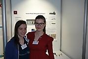 Lisa Schilling, Nicole Kremer: Biologie Jugend forscht; 1. Preis + Teilnahme Landeswettbewerb