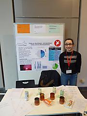 Marie-Claire Indilewitsch: Biologie, 2. Preis Schüler experimentieren