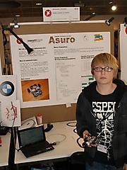 Ole Ribbeck: Mathematik/Informatik Hochgestuft 2. Platz Jugend forscht