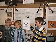 Corvin Fischer-Rivera, Maximilian Lindner, Lukas Lunk: Mathematik/Informatik 2. Platz Schüler experimentieren