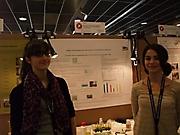Julie Urrutia, Laura Wustrow: Chemie 2. Platz Schüler experimentieren