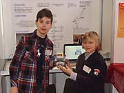 Paul Brachmann, Maximilian Lindner: Mathematik/Informatik 1. Platz Schüler experimentieren