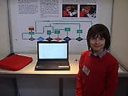 Mert Acikel: Mathematik/Informatik 3. Platz Schüler experimentieren