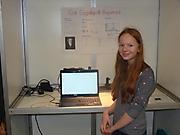 Lisa Krüger: Physik Schüler experimentieren