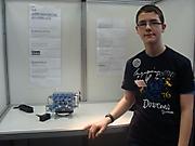 Christopher Wilke: Technik Schüler experimentieren