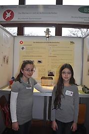 Annika Brauer, Emily Nielen: Biologie 1.Platz