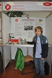 Maximilian Lindner: Mathematik/Informatik 2. Platz