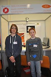 Christoph Bornett, Anton Raupach: Chemie