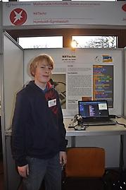 Jan Tamm: Mathematik/Informatik